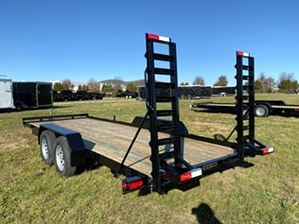 Car Hauler Stand Up Ramps