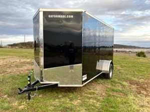 Enclosed Trailer Single Axle