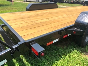 Equipment Trailers Flat Bed