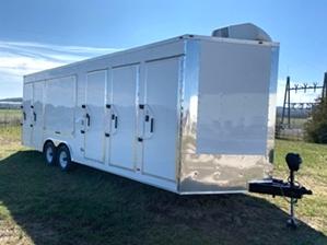 Mobile Shower Trailer