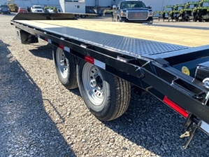 Tandem Axle Pintle Trailer 14K
